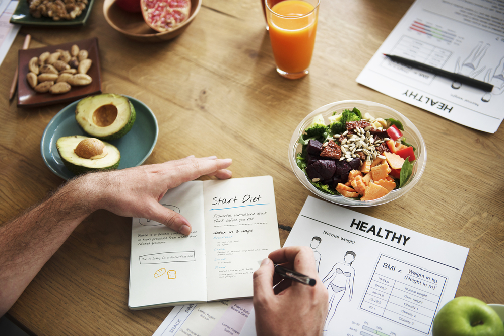 5 golden rules to rock your Nutritional Plan